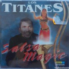 CDs de Música: LOS TITANES SALSA MAGIC . Lote 87208823