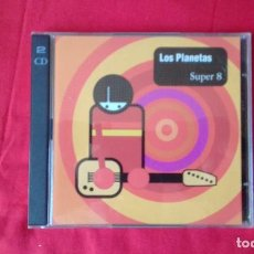 CDs de Música: CD SUPER 8. LOS PLANETAS. CD ALBUM + CD SINGLE NUEVAS SENSACIONES EDICION ESPECIAL AÑO 1994 MUY RARO. Lote 87226144