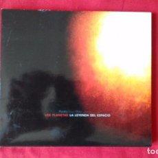 CDs de Música: CD LA LEYENDA DEL ESPACIO. LOS PLANETAS. 2007 RCA SONY. DIGIPAK . Lote 87226492