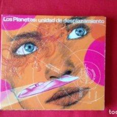 CDs de Música: CD UNIDAD DE DESPLAZAMIENTO. LOS PLANETAS. RCA 2000, RARA EDICIÓN LIMITADA DESPLEGABLE CARTÓN. Lote 87226896