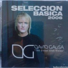 """CDs de Música: SELECCIÓN BÁSICA 2006 DAVID GAUSA """" THE GLOBAL CLUB VISIÓN """". Lote 87229492"""