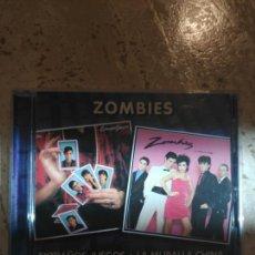 CDs de Música: ZOMBIES EXTRAÑOS JUEGOS LA MURALLA CHINA. Lote 87239043