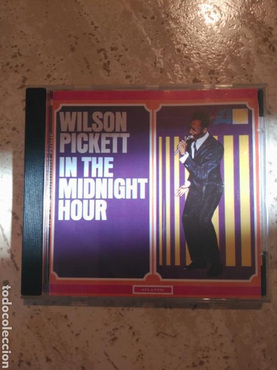 WILSON PICKETT IN THE MIDNIGHT HOUR (Música - CD's Jazz, Blues, Soul y Gospel)