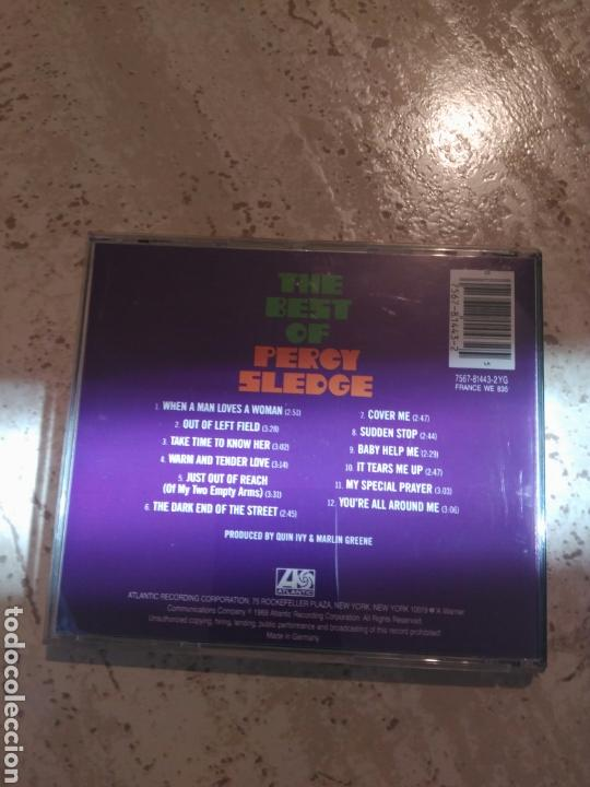 CDs de Música: Percy Sledge the best - Foto 2 - 87240030
