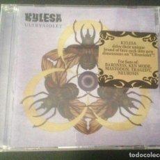 CDs de Música: KYLESA - ULTRAVIOLET. Lote 87249424