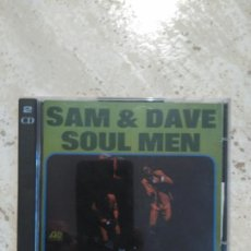 CDs de Música: SAM & DAVE SOUL MAN 2 CD. Lote 87253031