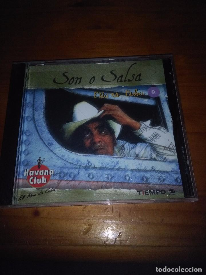 SON O SALSA. ESTO ES CUBA. 2. C3CD (Música - CD's Otros Estilos)