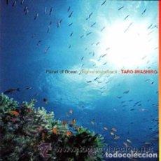 CDs de Música: PLANET OF OCEAN / TARO IWASHIRO CD BSO JAPAN. Lote 87275180