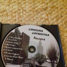 CDs de Música: CD DE MÚSICA CAMERATA CASINOSTRA NAVIDAD. Lote 87277518