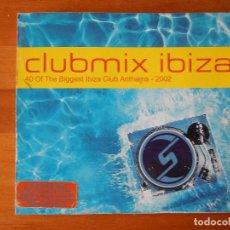 CDs de Música: CD CLUBMIX IBIZA (2 CD) (U6). Lote 87297884