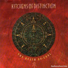 CDs de Música: KITCHENS OF DISTINCTION - THE DEATH OF COOL - CD ALBUM - 10 TRACKS - ONE LITTLE INDIAN RECORDS 1992. Lote 87422484