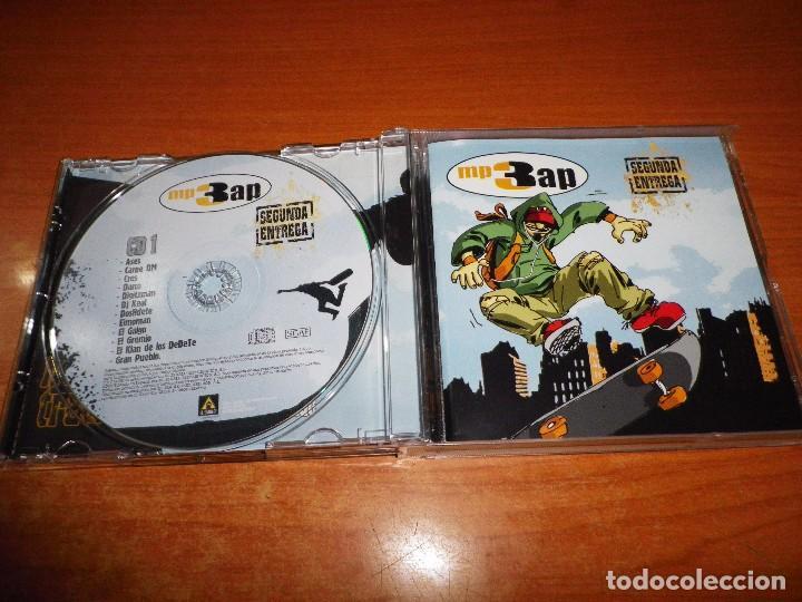 CDs de Música: MP3 AP SEGUNDA ENTREGA CD TRIPLE SOLO PARA LECTORES DE MP3 500 TRACKS HIP HOP COMPRIMIDO 2005 - Foto 2 - 87448896