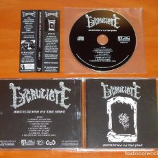 CDs de Música: EXCRUCIATE - MUTILATION OF THE PAST - CD [DARK SYMPHONIES, 2016]. Lote 87469024