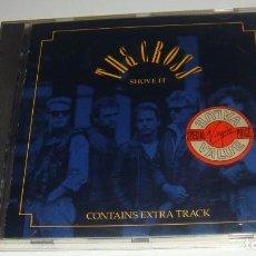 CDs de Música: CD - THE CROSS - SHOVE IT - MADE IN UK - ROGERT TAYLOR,QUEEN, MERCURY,BRIAN MAY. Lote 87482756