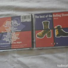 CDs de Música: THE ROLLING STONES CD JUMP BACK 1993 - THE BEST OF THE ROLLING STONES - COMO NUEVO -. Lote 87497564