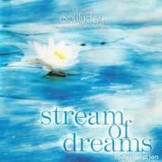 CDs de Música: DAN GIBSON - STREAM OF DREAMS - SOLITUDES - CD. Lote 87504984