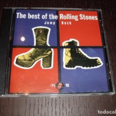 CDs de Música: CD THE BEST OF ROLLING STONES JUMP BACK. Lote 87507952