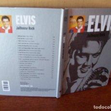 CDs de Música: COLECCION ELVIS PRESLEY CD + LIBRO - JAILHOUSE ROCK - CD Nº 20. Lote 87509192