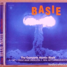 CDs de Música - COUNT BASIE ORCHESTRA - THE ATOMIC MR. BASIE (CD) - 87537004