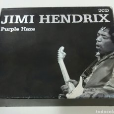 CDs de Música: 2 CDS JIMI HENDRIX PURPLE HAZE. Lote 87559618