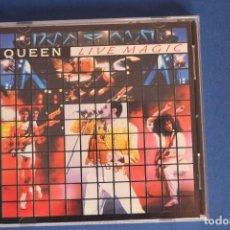 CDs de Música: QUEEN - LIVE MAGIC. Lote 87569692