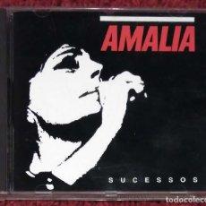 CDs de Música: AMALIA RODRIGUES (SUCESSOS) CD 1987 PORTUGAL - FADO. Lote 87575268