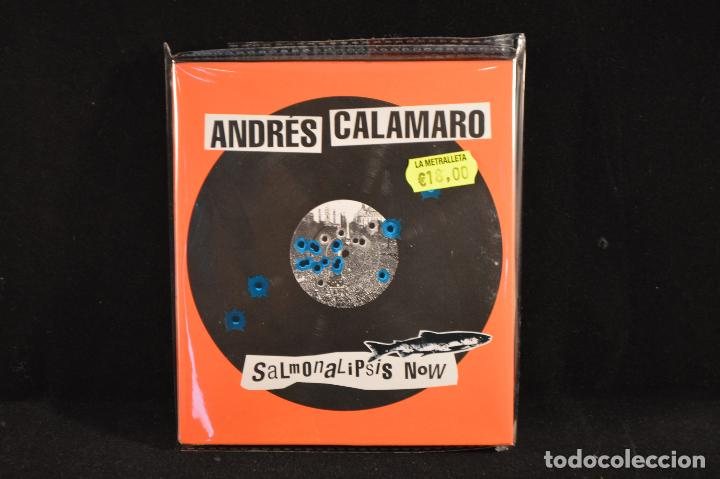 calamaro salmonalipsis now