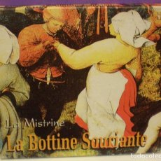 CDs de Música: LA BOTTINE SOURIANTE - LA MISTRINE - CD. Lote 87595520