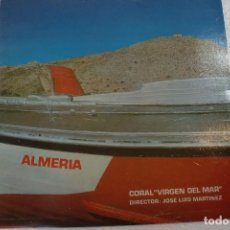 CDs de Música: VINILO LP NUEVO ALMERIA CORAL VIRGEN DEL MAR.VER DESCRIPCION Y FOTOS. Lote 183319935