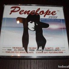 CDs de Música: CD MUSICA DISCO PENELOPE BENIDORM REMEMBER 2002. Lote 87682352