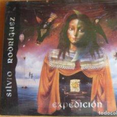 CDs de Música: SILVIO RODRIGUEZ CD FONOMUSIC 2002 EXPEDICION - LATIN CUBA NUEVA TROVA - MILANES . Lote 87682432