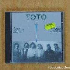 CDs de Música: TOTO - TOTO - CD. Lote 87722327