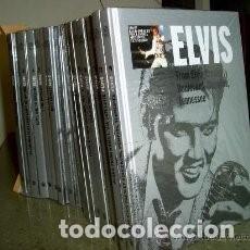 CDs de Música: COLECCION ELVIS PRESLEY : 20 CD - LIBROS ( MAS DE 300 CANCIONES, MAS DE 500 ILUSTRACIONES) . Lote 87763644