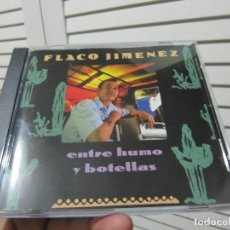 CDs de Música: FLACO JIMENEZ – ENTRE HUMO Y BOTELLAS MRCD 141-1989-14 TEMAS. Lote 88058428