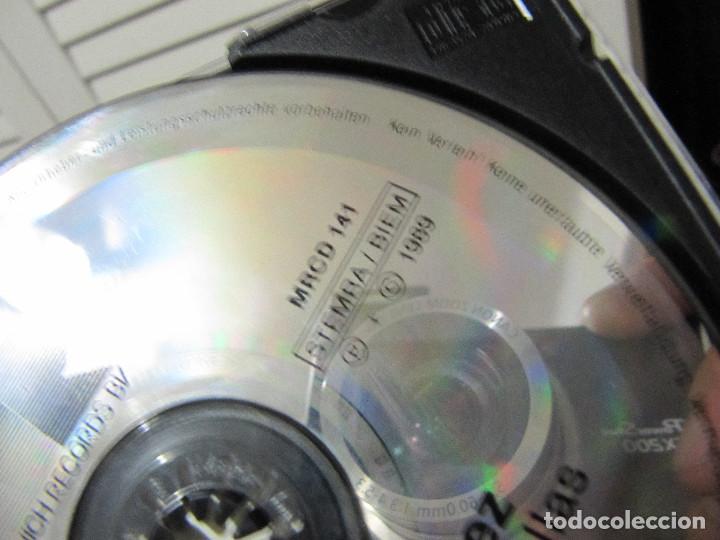 CDs de Música: Flaco Jimenez – Entre Humo Y Botellas MRCD 141-1989-14 TEMAS - Foto 3 - 88058428