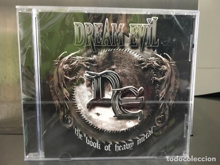 DREAM EVIL. THE BOOK OF HEAVY METAL NUEVO PRECINTADO (Música - CD's Heavy Metal)