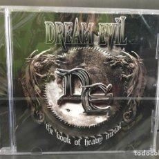 CDs de Música: DREAM EVIL. THE BOOK OF HEAVY METAL NUEVO PRECINTADO. Lote 88131291