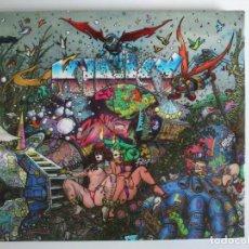 CDs de Música: KINY - SUEÑO DE LA MÁQUINA - DIGIPAK. Lote 88149924