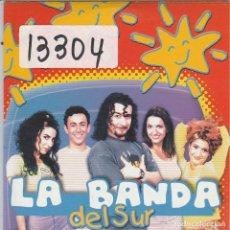 CDs de Música: LA BANDA DEL SUR / MUEVETE / LA BANDA 2000 (CD SINGLE CARTON PROMO). Lote 88151848