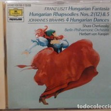 CDs de Música: HERBERT VON KARAJAN & BERLIN PHILHARMONIC ORCHESTRA. Lote 88109360