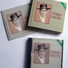 CDs de Música: TOMÁS PAVÓN DOCUMENTOS SONOROS DEL PATRIMONIO MUSICAL DE ANDALUCÍA SERIE 2 RARO AGOTADO. Lote 88311368