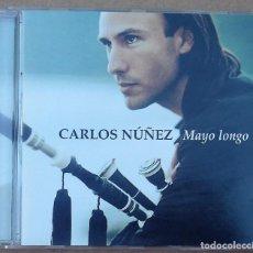 CDs de Música: CARLOS NUÑEZ - MAYO LONGO (CD) 2000 - 14 TEMAS. Lote 88338468