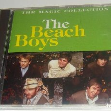 CDs de Música: CD - THE BEACH BOYS - THE MAGIC COLLECTION - THE BEACH BOYS. Lote 88353416