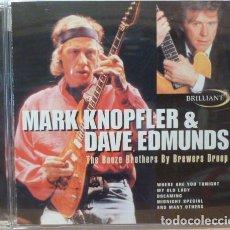 CDs de Música: MARK KNOPFLER & DAVE EDMUNDS. Lote 88337806
