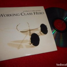 CDs de Música: WORKING CLASS HERO RED HOT CHILI PEPPERS+BLUES TRAVELER +2 CD EP 1995 SPAIN PROMO BEATLES LENNON. Lote 88414444