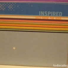 CDs de Música: INSPIRED - JAZZ FROM THE SOUL - CD DIGIPACK. Lote 88414928