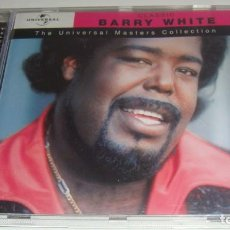 CDs de Música: CD - BARRY WHITE - CLASSIC - BARRY WHITE - THE UNIVERSAL MASTERS COLLECTION. Lote 88431096