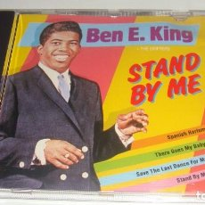 CDs de Música: CD - BEN E. KING - STAND BY ME - BEN E KING + THE DRIFTERS - . Lote 88757756
