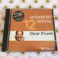 CDs de Música: CD OSCAR DE LEON-UNIVERSO LATINO. Lote 88771964