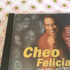 CDs de Música: CD CHEO FELICIANO-UNA VOZ.. MIL RECUERDOS. Lote 88772028